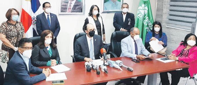 Legisladores Fuerza del Pueblo: «Debe terminar chantaje del Gobierno con el Estado de Emergencia»