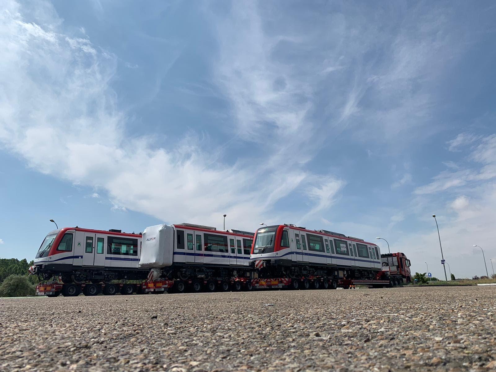 Llegarán al país seis vagones del Metro de Santo Domingo
