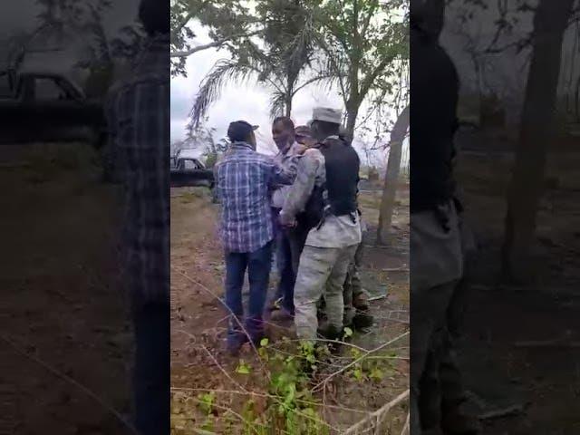 Un general y un coronel se enfrentan por terrenos en el municipio de Guerra