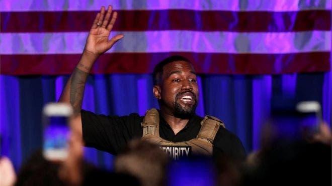 Kanye West: el extraño primer mitin del rapero por la presidencia de EE.UU. (y por qué no aparecerá en todas las boletas)