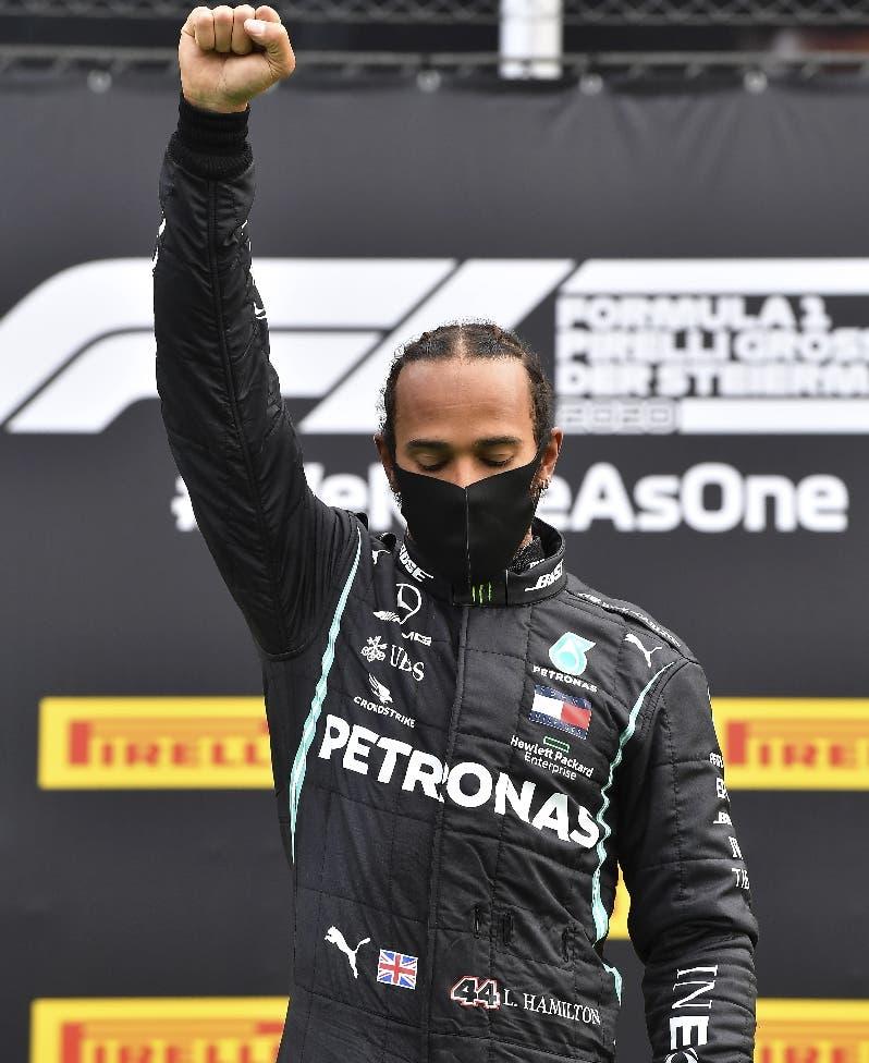 Hamilton triunfa con facilidad GP Austria