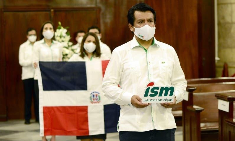 ISM  festeja 15 años mercado dominicano
