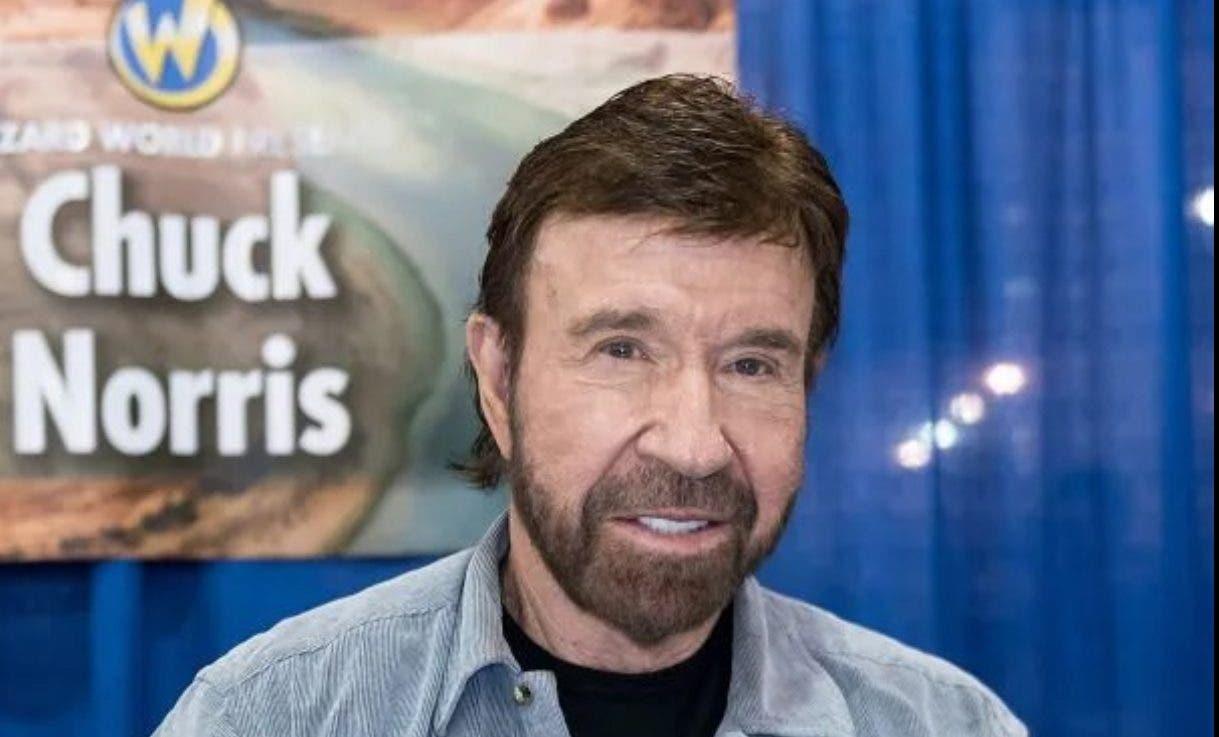 Chuck Norris dejó su carrera para cuidar esposa  está enferma