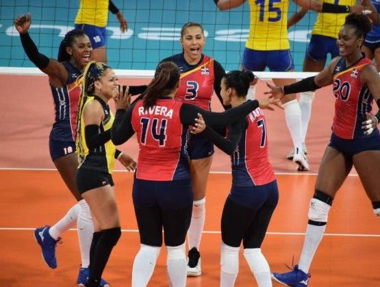 Voleibol femenino se mantiene en noveno puesto tras actualización del ranking