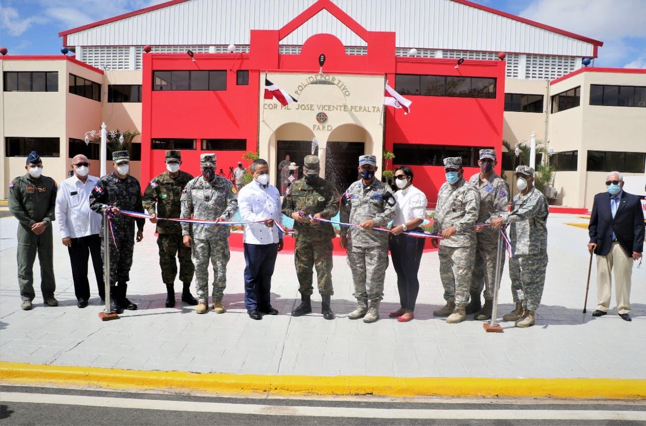 FARD inaugura Parque Museo Aeronáutico y otras obras en Base Aérea San Isidro