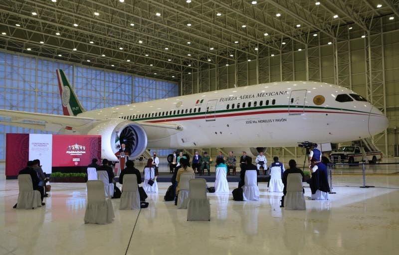 """Así es el avión que no tenía """"ni Obama"""" y que López Obrador quiere vender"""