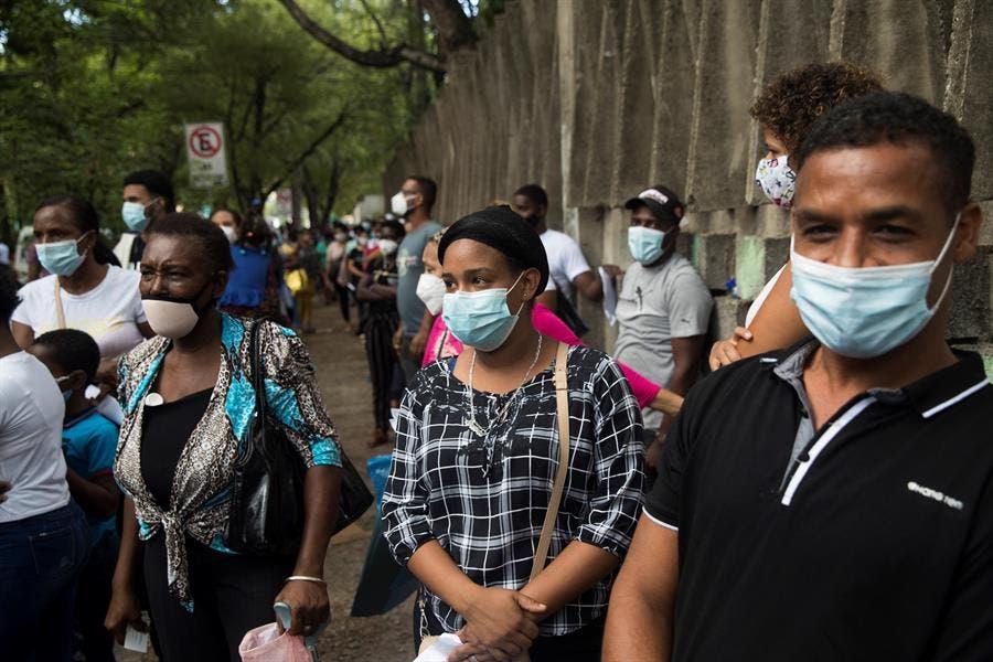 Salud Pública reporta una muerte  Covid-19 y 215 nuevos casos