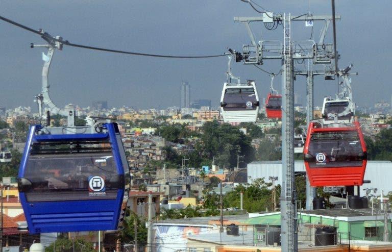 Teleférico estará fuera de servicio hasta el domingo 4 de abril