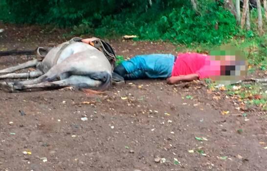 Agricultor muere electrocutado en El Seibo durante el paso de tormenta Isaías