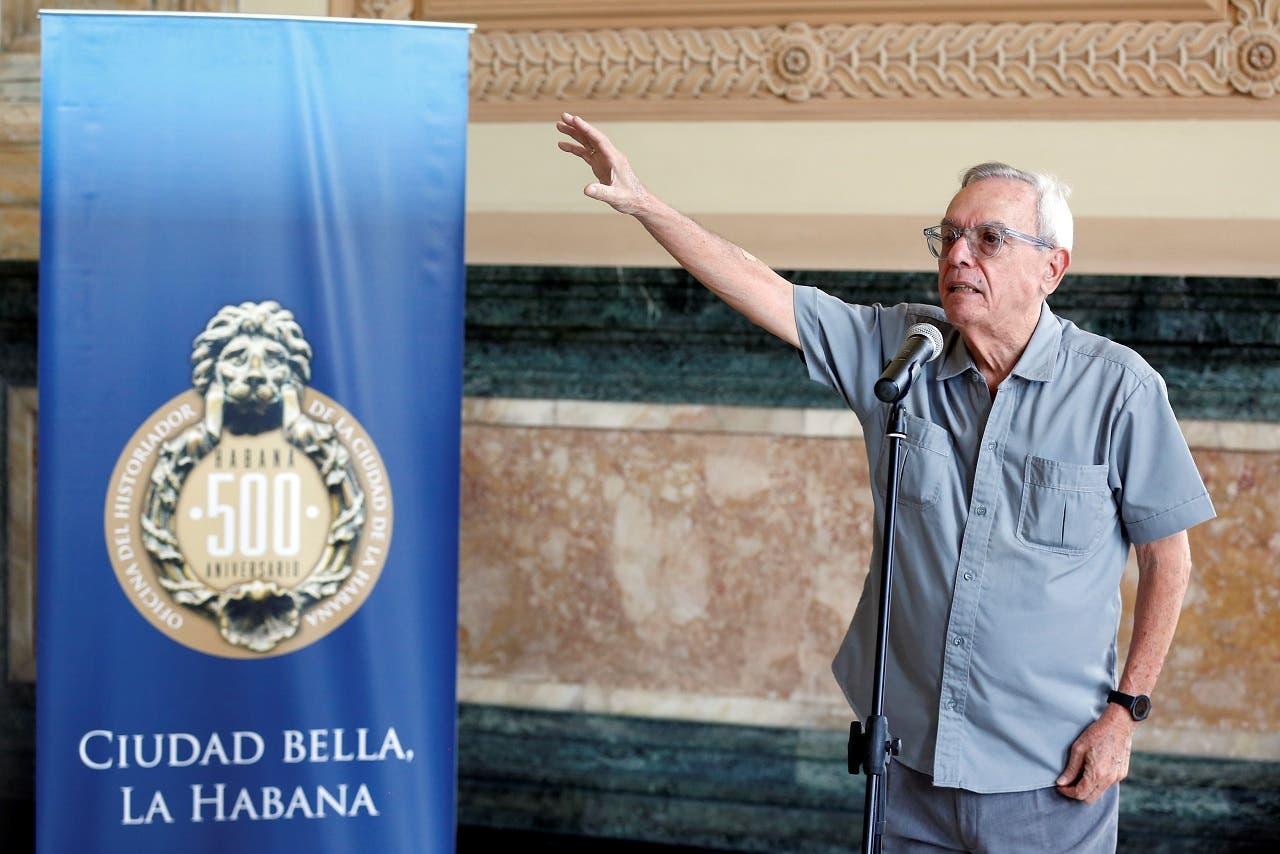 Cuba pierde a Eusebio Leal, el hombre que devolvió el esplendor a La Habana