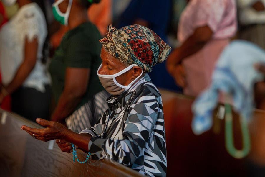 La OPS, preocupada por la pandemia en Haití ante el aumento marcado de casos