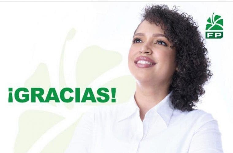 Juliana da las gracias por haber sido electa diputada