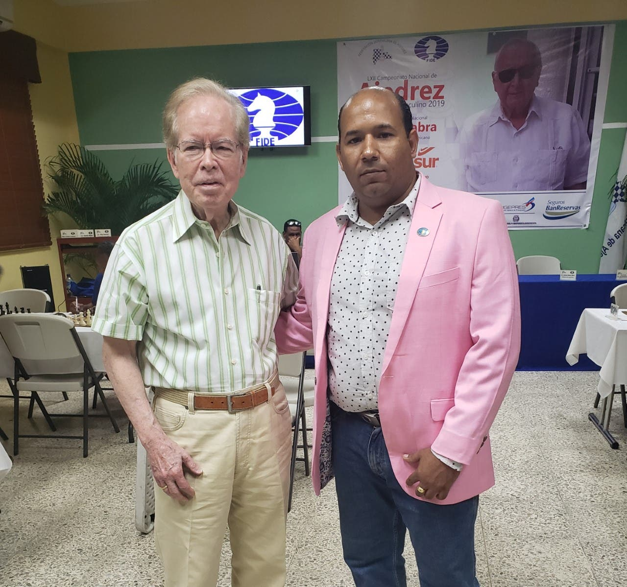 Copa Corripio de ajedrez virtual, dedicada a Don Pepín Corripio, inicia este domingo con 200 participantes