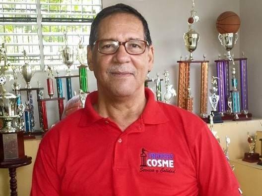 Fallece Víctor Cosme, cronista e inmortal del deporte en La Vega