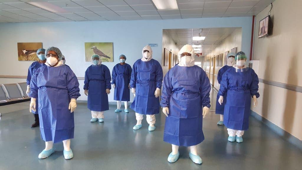 Director de hospital destaca labor de los médicos del país