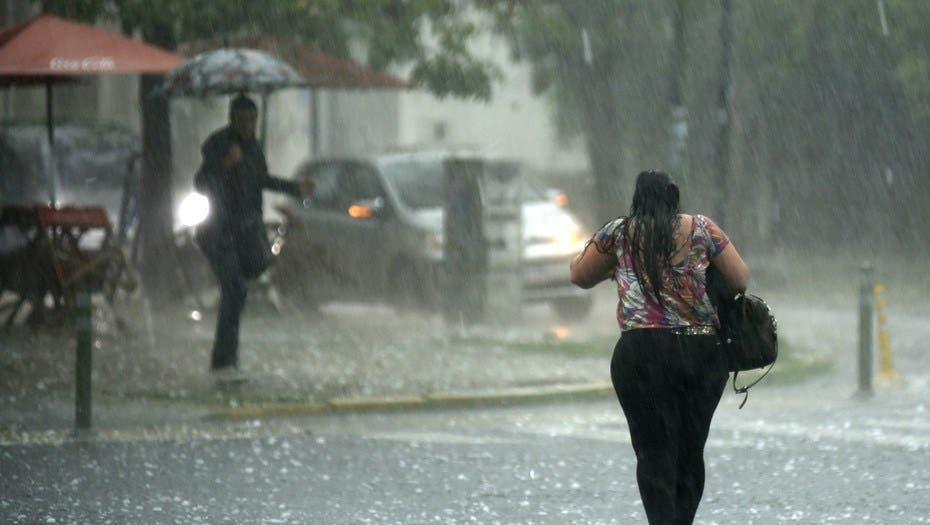 Meteorología: Vaguada provocará aguaceros este miércoles