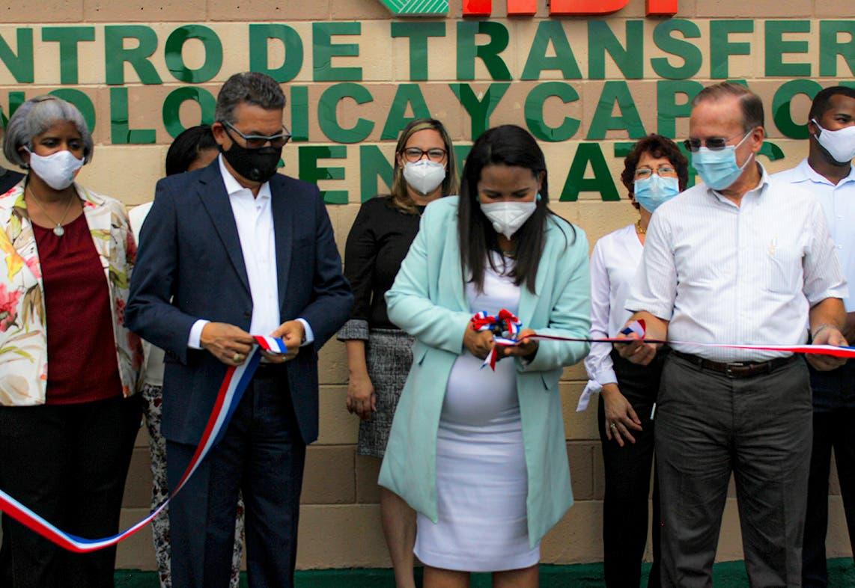 IIBI inauguró Centro de Transferencia Tecnológica y Capacitación