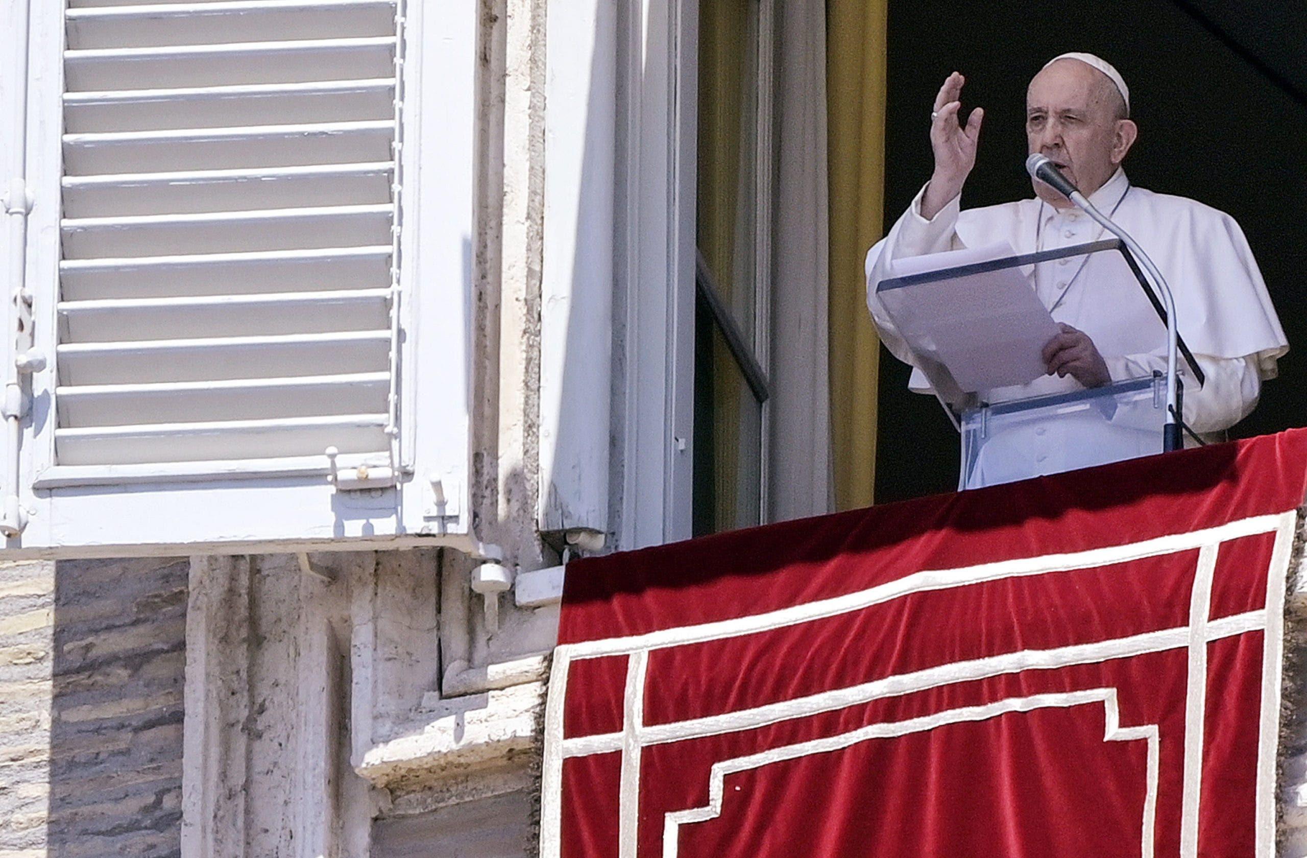 El papa Francisco anima a los jóvenes a prestar atención a los ancianos en la pandemia