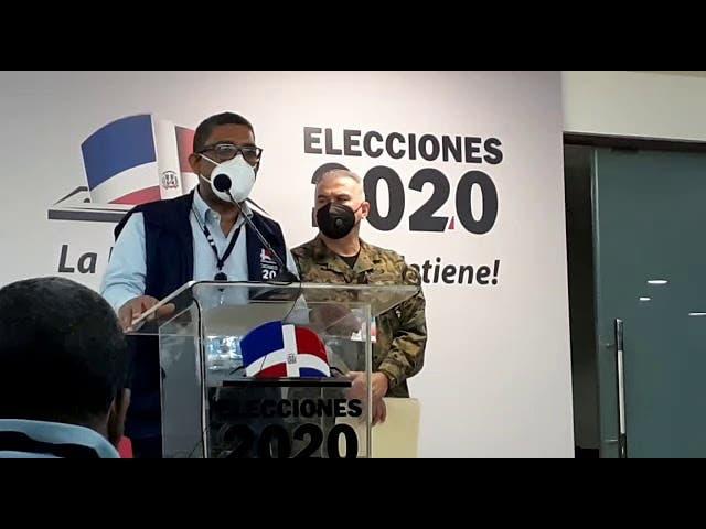 Director de Elecciones: «Votaciones transcurren en completa calma»