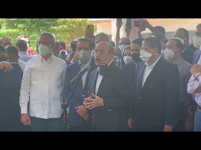 Presidente Medina pide se respeten resultados de elecciones