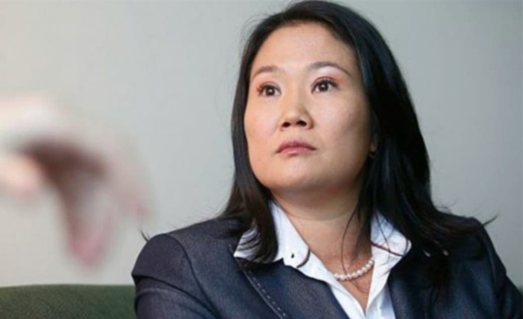 Keiko Fujimori pide acceder a listas electorales para