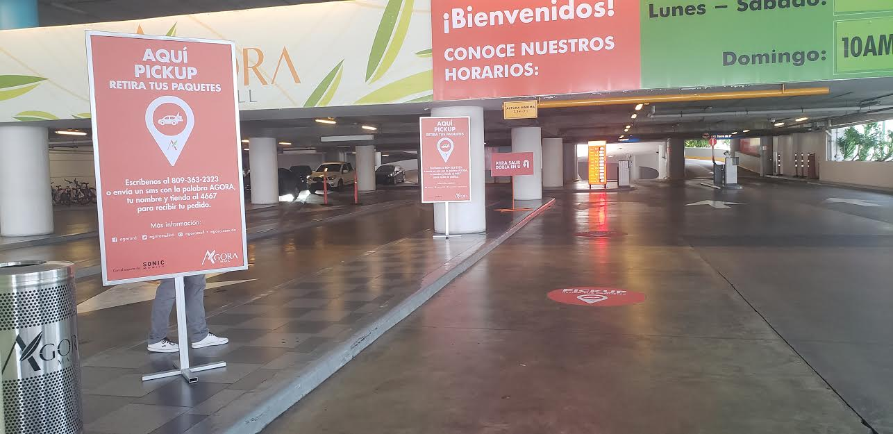 Ágora Mall presenta nuevas opciones de servicios