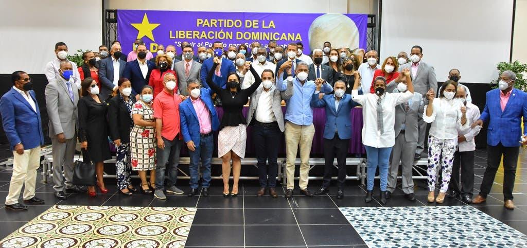 Diputados del PLD escogen a Gustavo Sánchez como vocero de la bancada morada