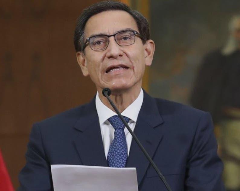 Presidente Martín Vizcarra nombra a militar como primer ministro