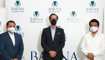 Industrias San Miguel y Barna firman acuerdo