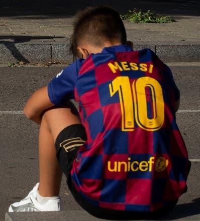 Serios inconvenientes en el futuro de Messi