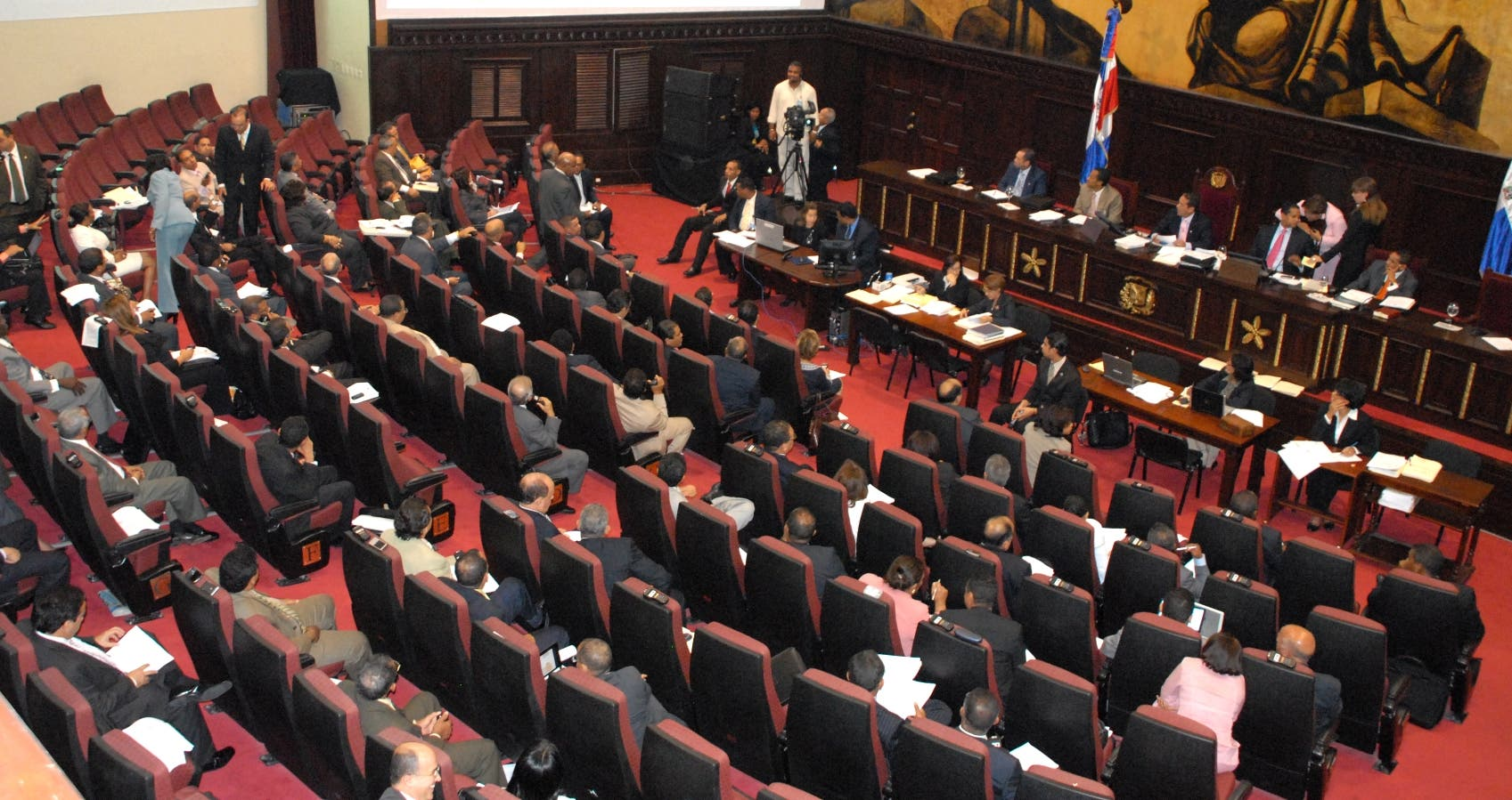 Congresistas del PLD asistirán a juramentación de Luis Abinader en Asamblea Nacional