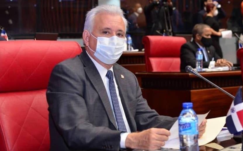 Antonio Taveras dice hay que aprobar ley de Extinción de Dominio para «darle por donde más le duele» al crimen organizado