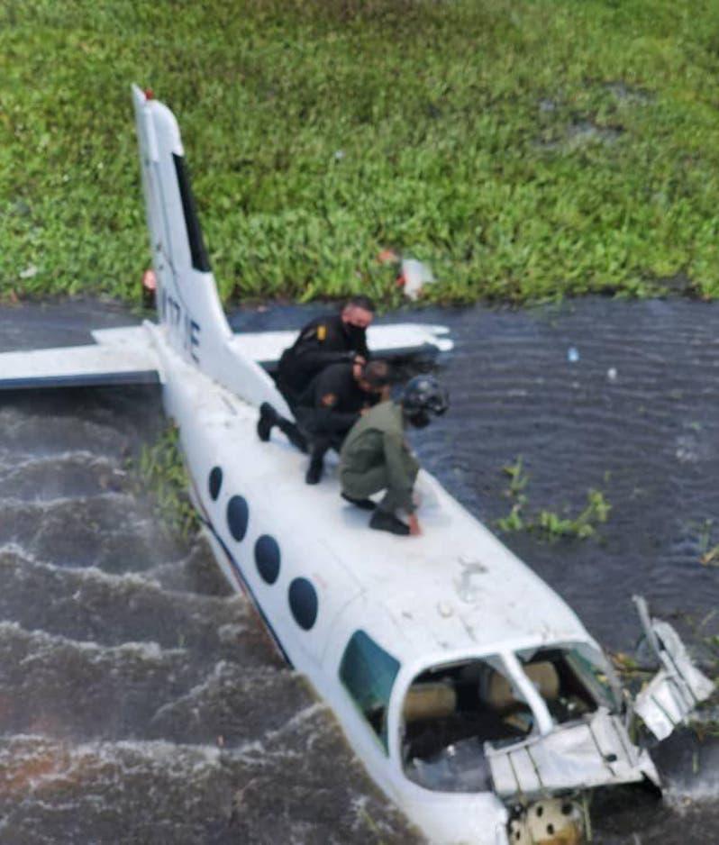 Avioneta que burló autoridades dominicanas era de cárteles narcos