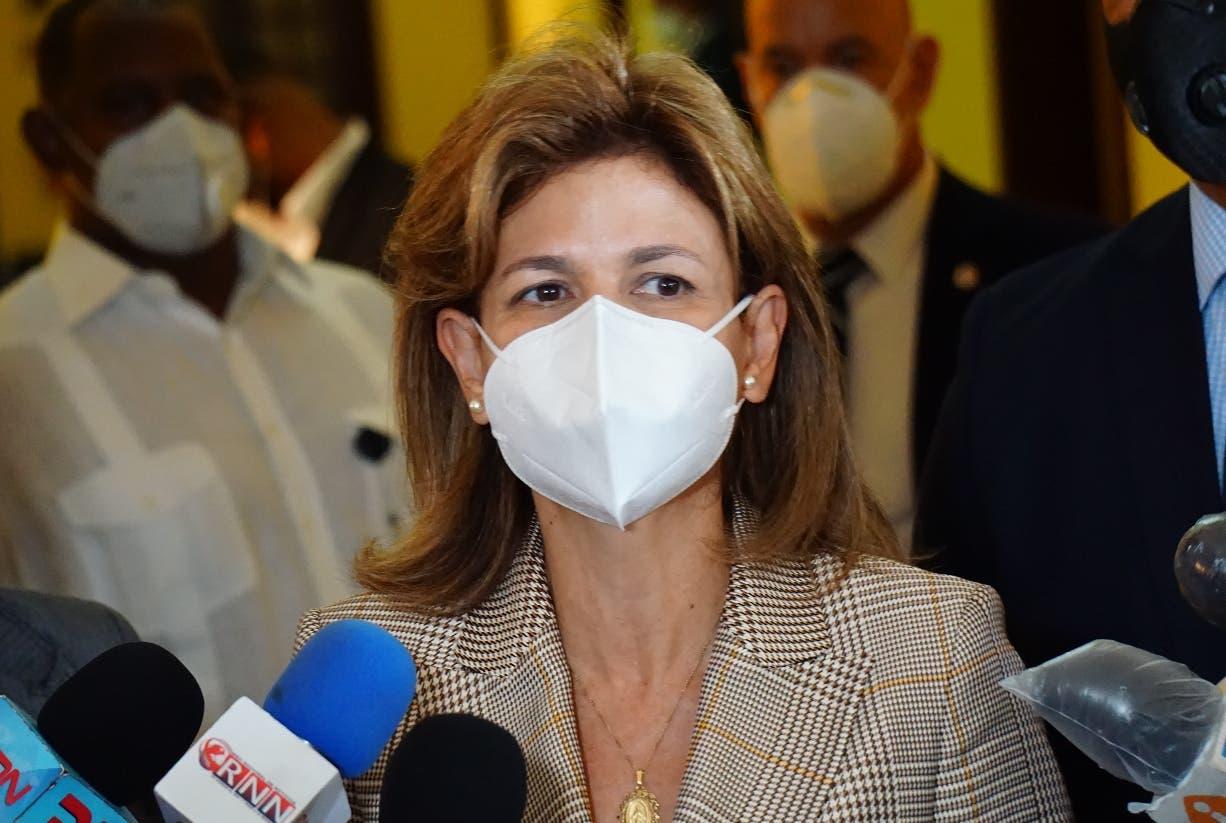 Raquel Peña: 235,064 personas se vacunaron contra COVID-19 en un día