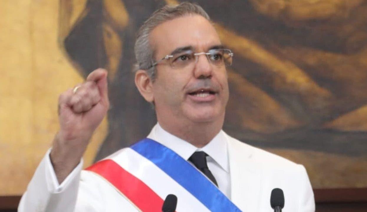 Discurso del presidente Abinader será el miércoles 18 de agosto, no el 16