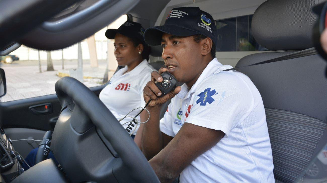 Gobierno pone en funcionamiento Sistema Nacional de Emergencia 911  en Nagua