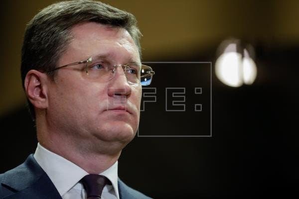 El ministro de Energía ruso da positivo por coronavirus en gira de trabajo
