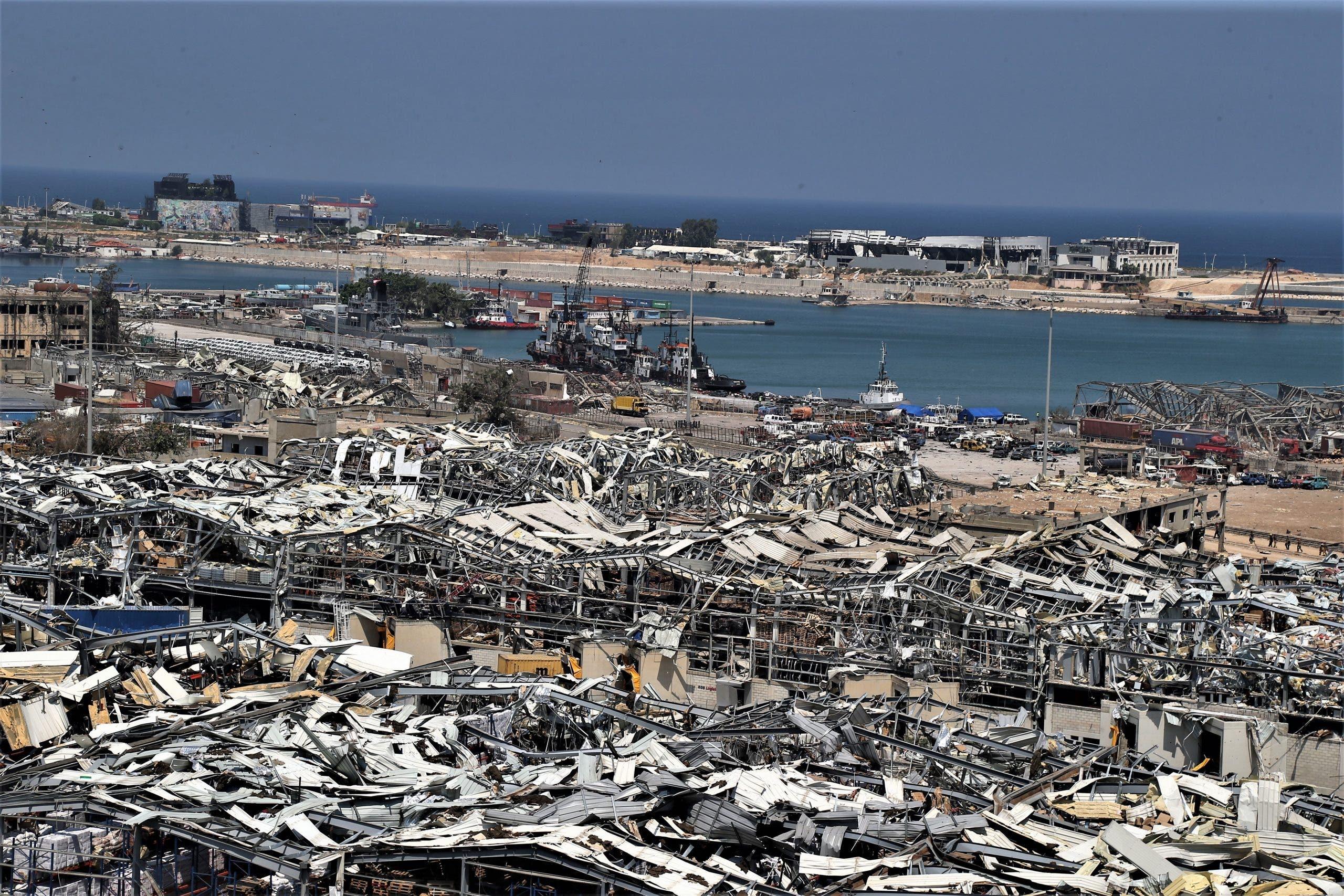 Parlamento aprueba estado de emergencia en Beirut y gobierno lo alarga un mes