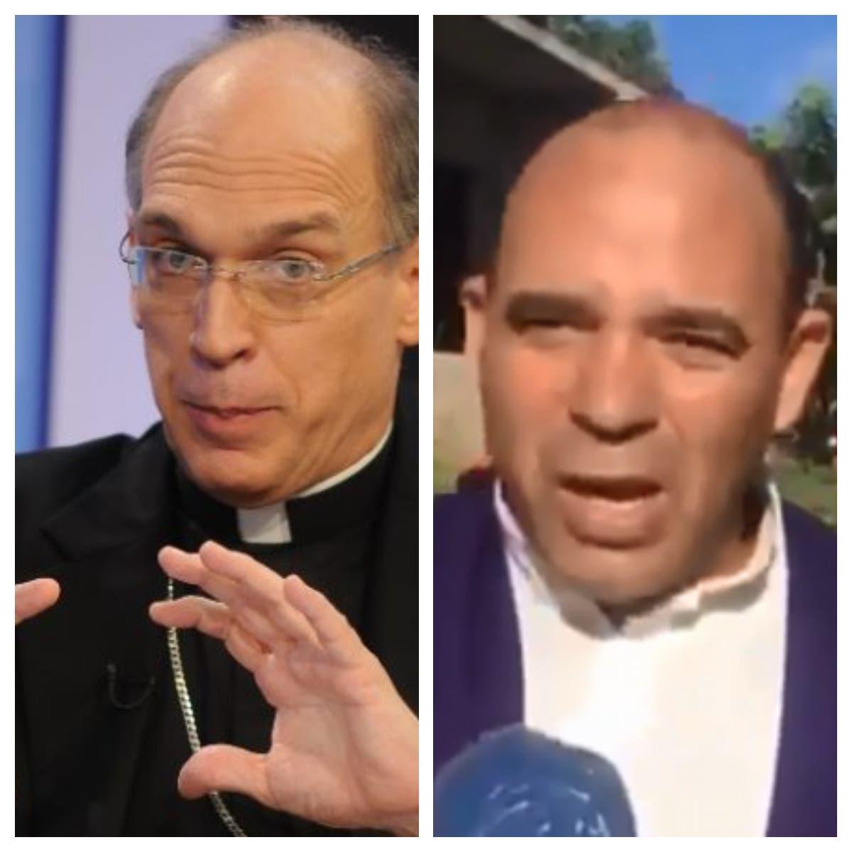 Víctor Masalles: «Es indignante que una institución con desprestigio se aproveche de imagen de otra para empañarla»