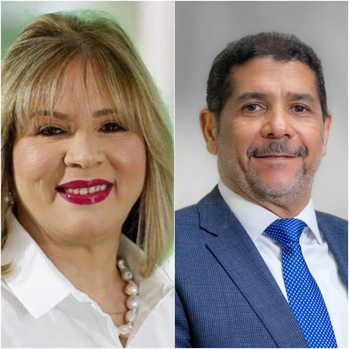 Abinader designa a Yadira Henríquez como directora del Plan de Asistencia Social y Limber Cruz, en Agricultura