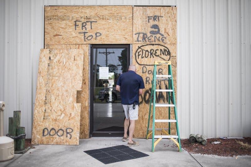 Isaías causa tornados y lluvias en Virginia y Maryland