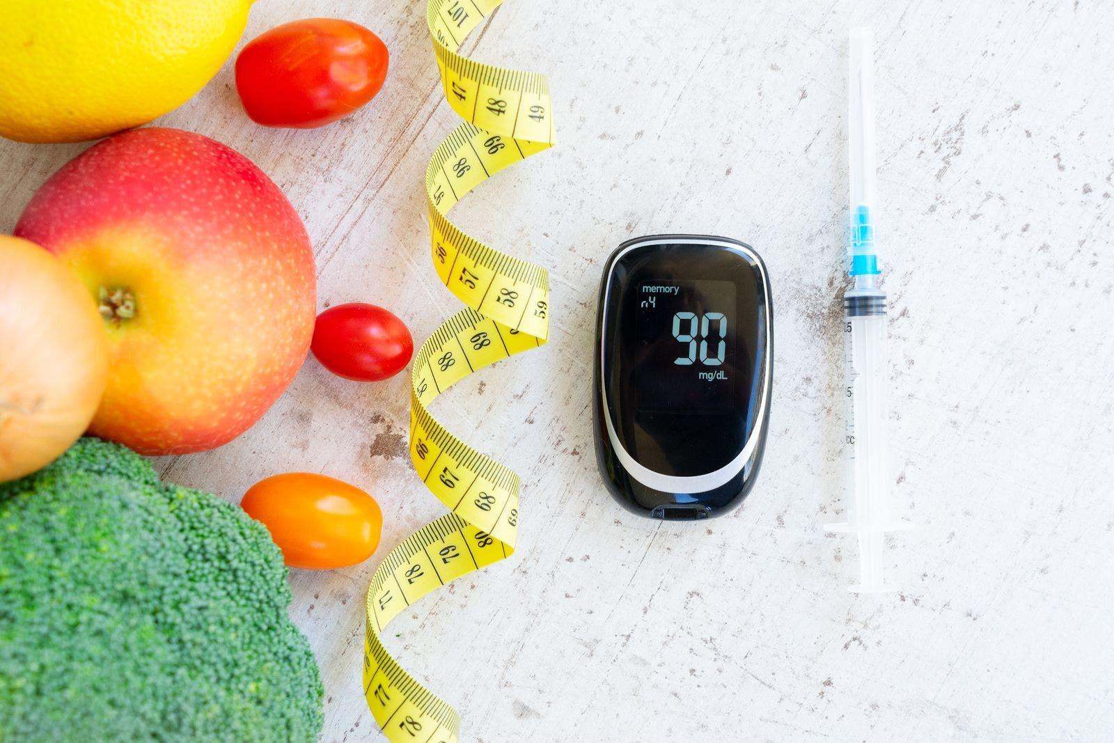 Hábitos saludables y autocontrol para pacientes  diabéticos en tiempos de Covid-19