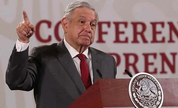 López Obrador admite una crisis económica «profunda» en México por pandemia
