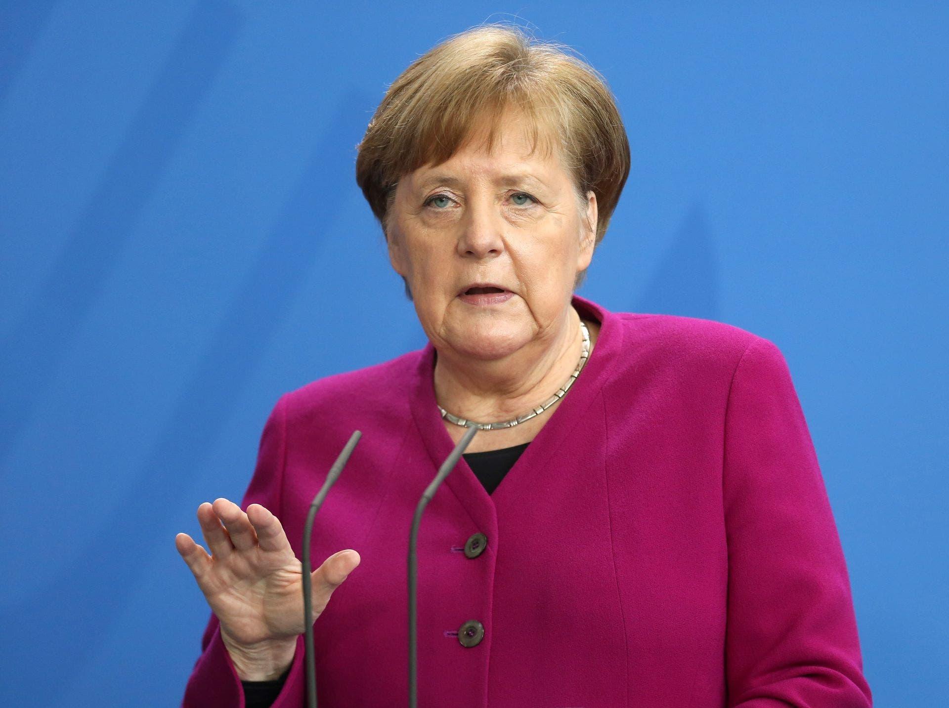 Merkel: pandemia no da tiempo para pensar en el retiro