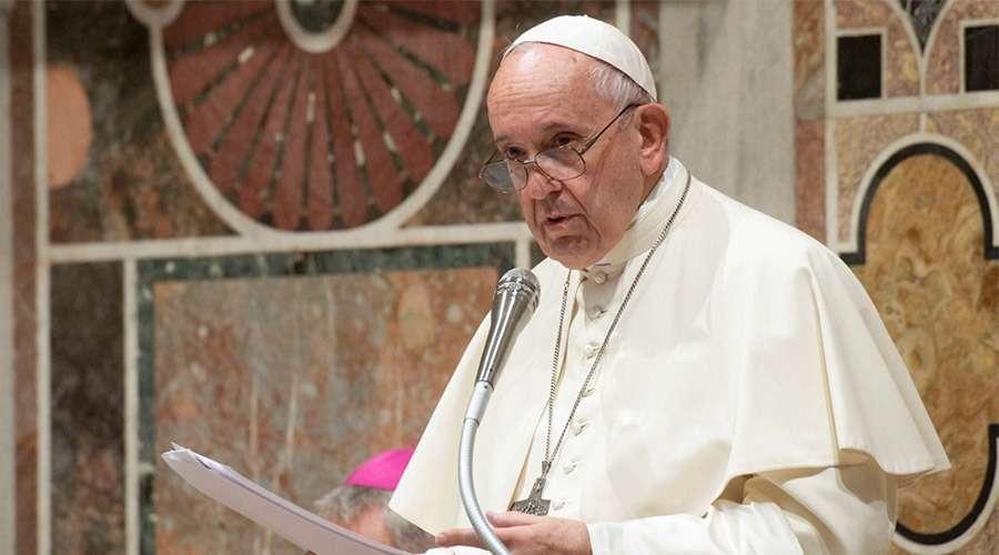 Francisco dice que la violencia es una derrota en alusión a últimos atentados
