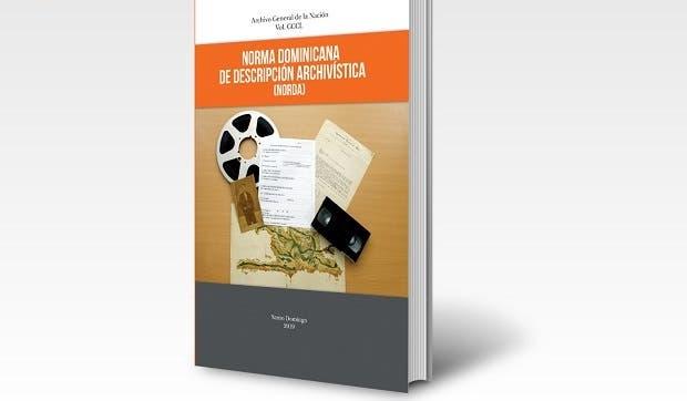 """AGN publica la """"Norma Dominicana de Descripción Archivística"""""""