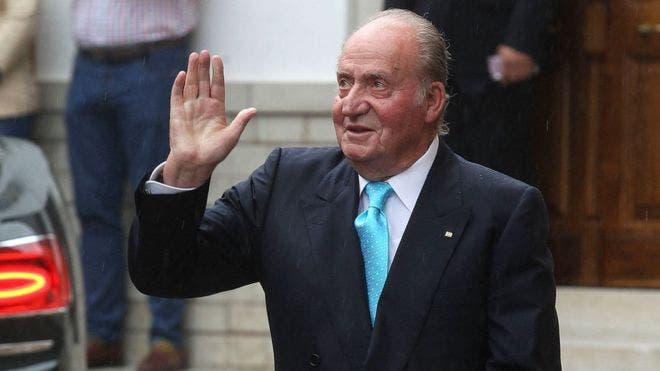 """Juan Carlos I, un año fuera de España, pero con """"unas ganas locas de volver»"""