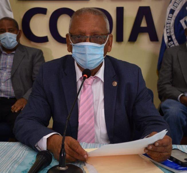 Presidente de la comisión electoral garantiza elecciones transparente en el Codia