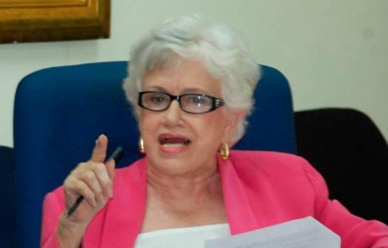 Ortiz Bosch afirma ley y reglamento de la Contraloría respaldan decisión de Abinader sobre auditorías