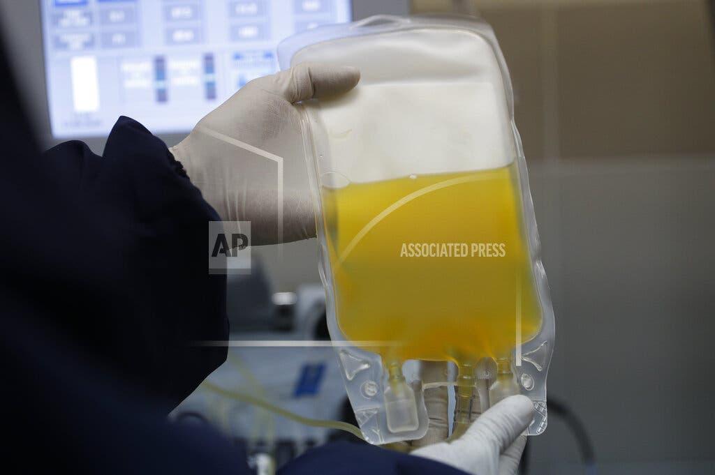 Inician en el país ensayo sobre plasma en pacientes covicd-19